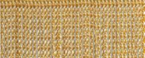 Fadenvorhang TREVIRA CS gelb
