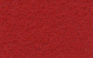 Messeteppich Pavero Farbe 962 Theatre red