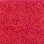 Messeteppich Flachfilz Paros Farbe 9552 Tomato