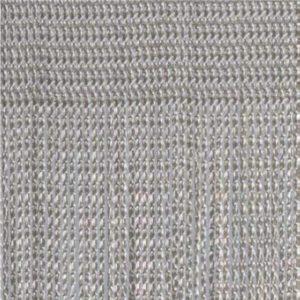 Fadenvorhang Object aus Trevira CS beige