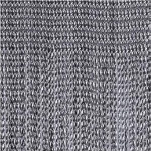 Fadenvorhang Object aus Trevira CS graphite